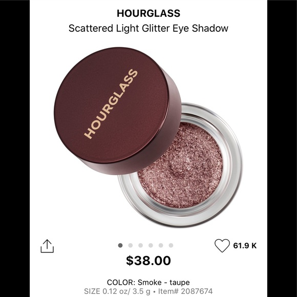 Hourglass Other - Hourglass Scattered Light Glitter Eyeshadow